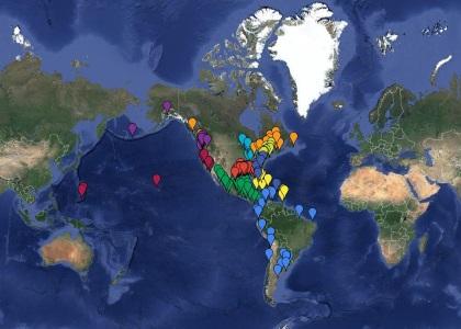 Ports Value To The US Economy - Us economy world trading map