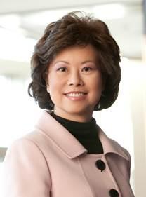 US Transportation Secretary Elaine L. Chao